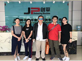 Indonesia Customers Visited JP