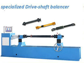 JP Specialized Drive Shaft Balancing Machines