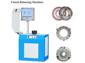 Clutch Balancing Machine