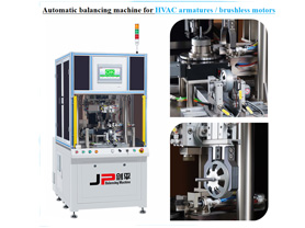 Automatic Balancing Machine for