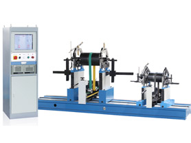 Balancing Machine for The Maintenance Industry