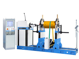 BALANCING MACHINES FOR ROTATING PARTS