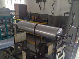 Roller Balancing Machine in Use Till Now Since 2005